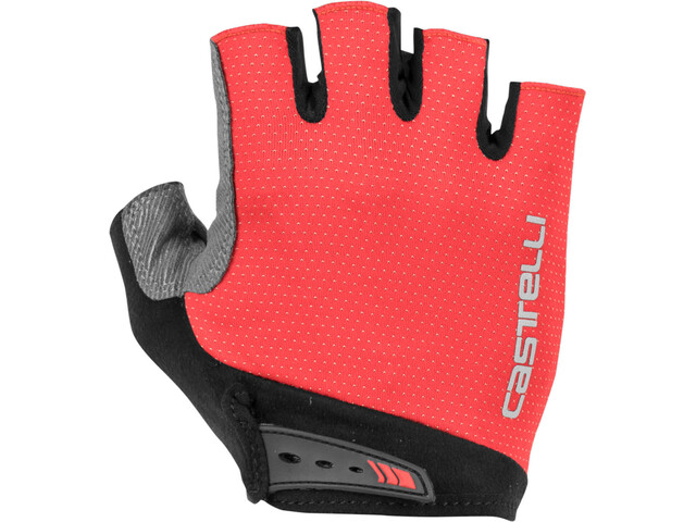 Castelli Entrata Gloves red